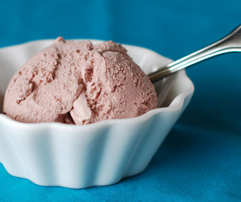 Boysenberry Ice Cream