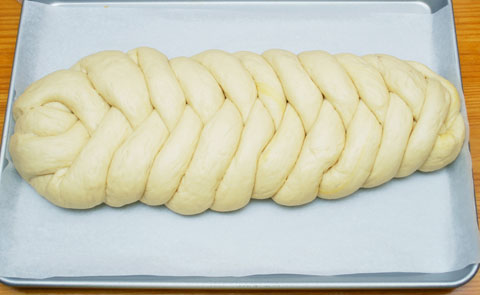 Braided Bread dough