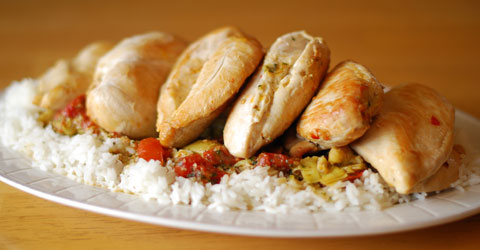 Easy Chicken Breasts